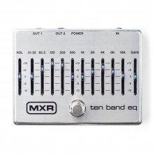 Dunlop Mxr M108s Ten Band Eq
