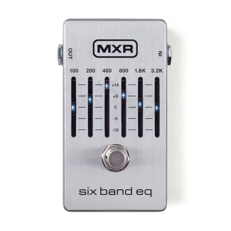 Dunlop Mxr M109s Six Band Eq