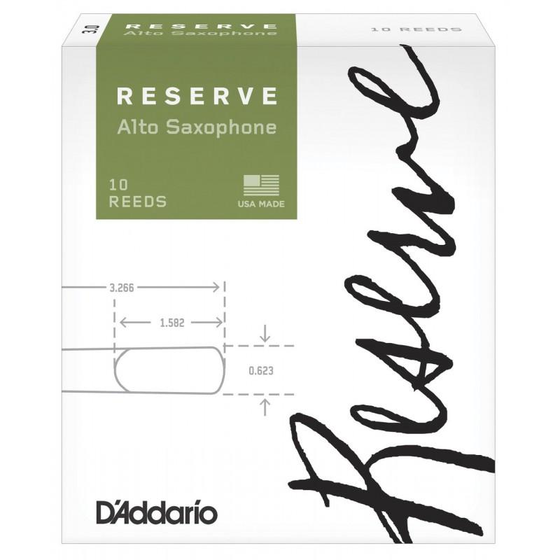 D'Addario Reserve 2 1/2 Ca?a Saxo Alto