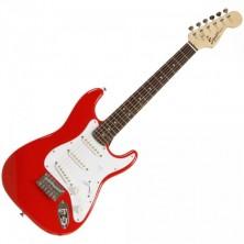 Squier Mini Rosewood Torino Red