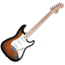 Squier Stratocaster Affinity Maple 2 Color Sunburst