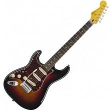 Squier Classic Vibe 60S Stratocaster Zurdo 3 Color Sunburst