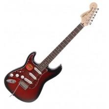 Squier Stratocaster Standard Zurdo Antique Burst