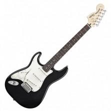 Squier Stratocaster Standard Zurdo Black Metallic