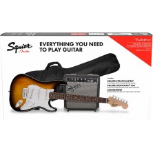 Squier Stratocaster Pack BSB