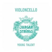 Jargar Young Talent 4ª 3/4 Medium Cromo