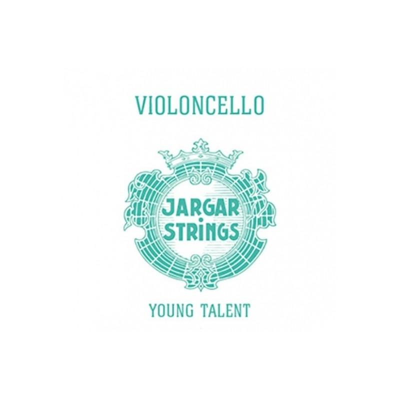 Jargar Young Talent 4? 3/4 Medium Cromo