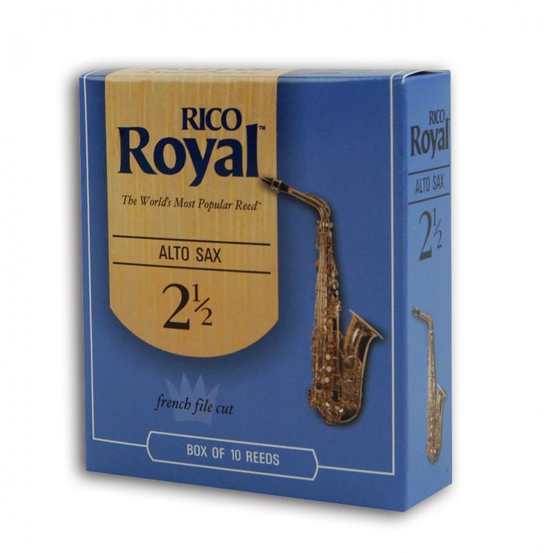 Rico Royal 2 1/2 Ca?a Saxo Alto
