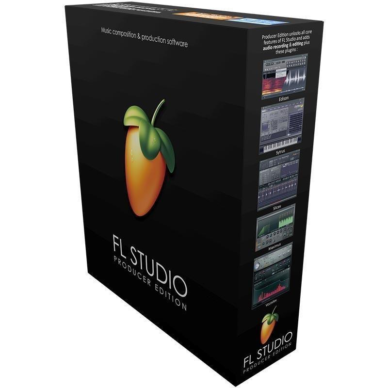 Image Line Fl Studio Producer Edition 20