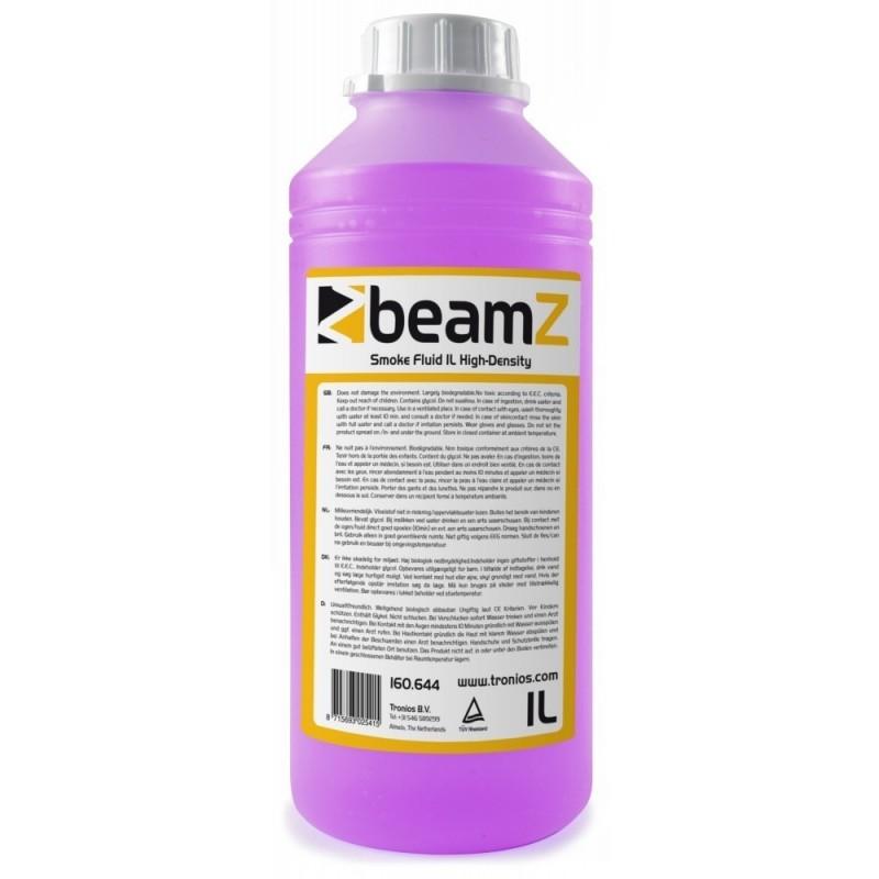 Beamz Smokefluid High-Density Pink 1 Litro