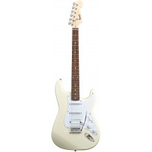 Squier Bullet Stratocaster With Tremolo HSS Arctic White