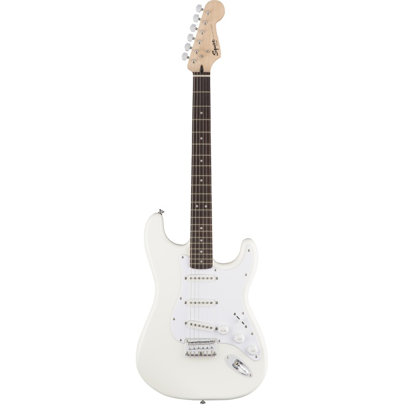 Squier Stratocaster Bullet HT Arctic White
