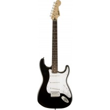Squier Stratocaster Bullet With Tremolo Black