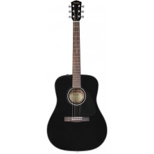 Fender CD-60 V3 DS BLK WN