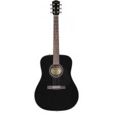 Fender CD-60 V3 DS BLK WN