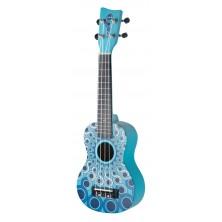Gewa Soprano Manoa Waimea W-SO-MB Azul