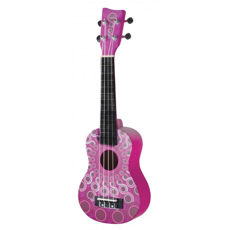 Gewa Soprano Manoa Waimea W-SO-MP Pink