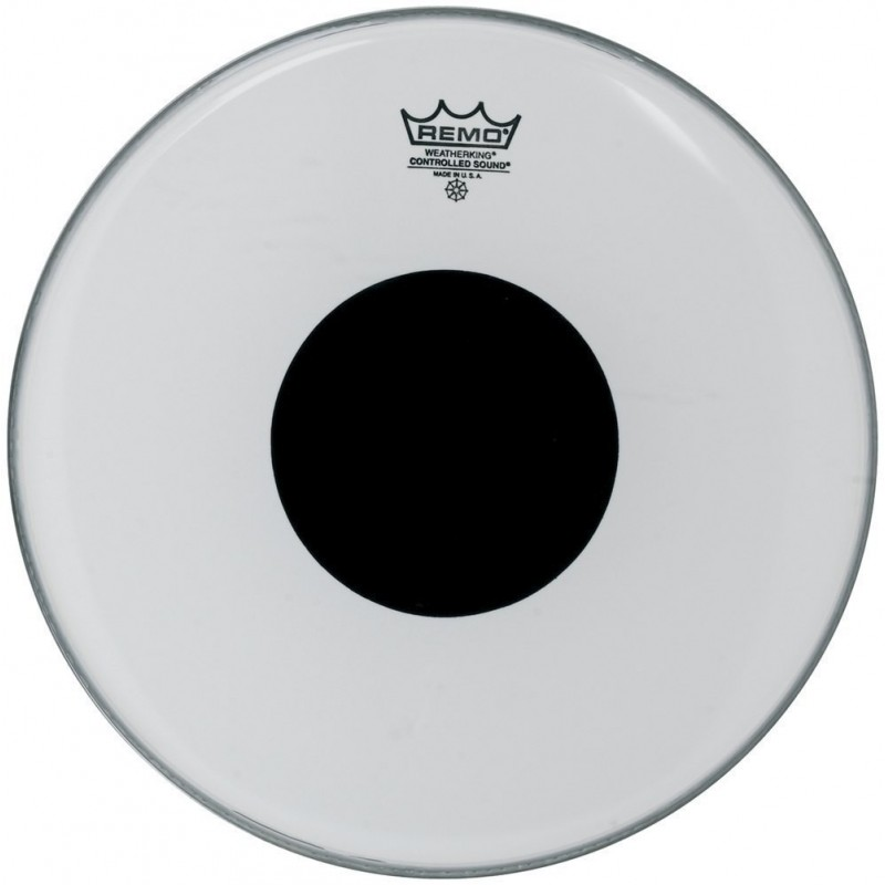 Remo CS-0216-10 Ambassador Smooth White 16