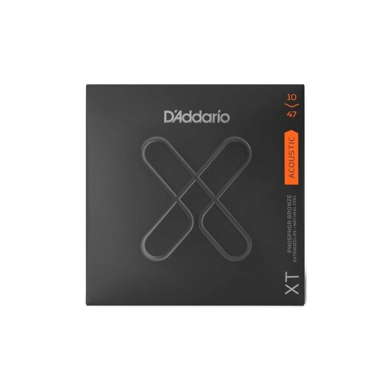 DAddario XTAPB1047 Phosphor Bronze 10-47