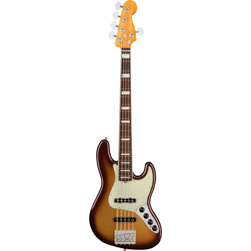 Fender AM Ultra Jazz Bass V RW MBST