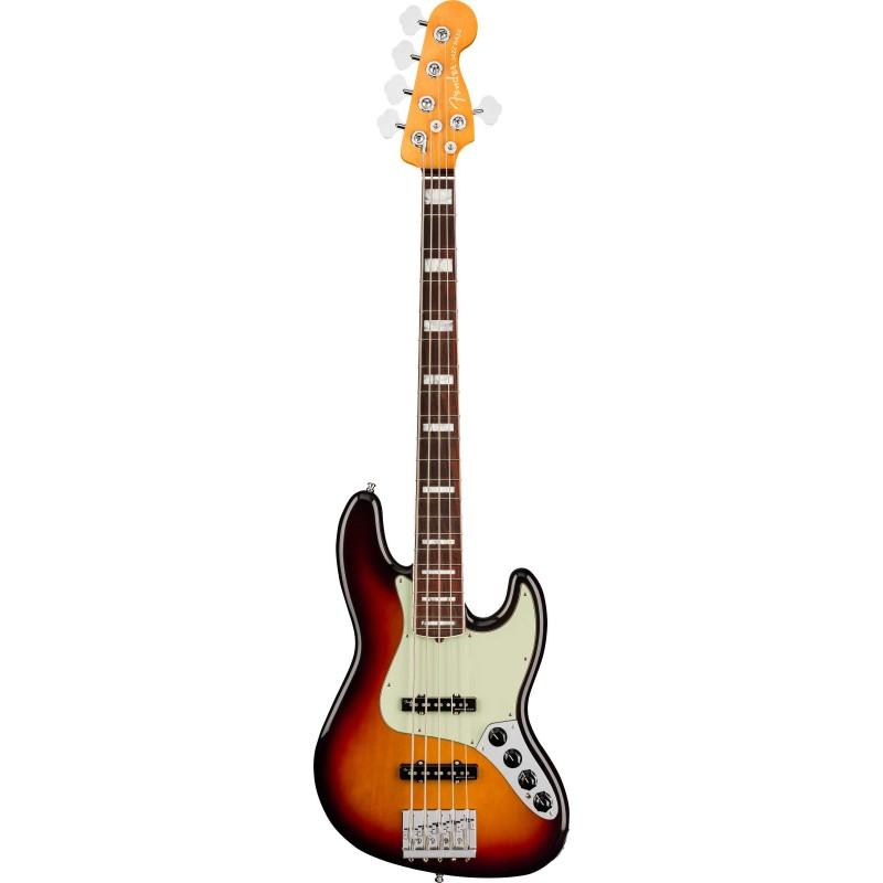 Fender AM Ultra Jazz Bass V RW ULTRABURST