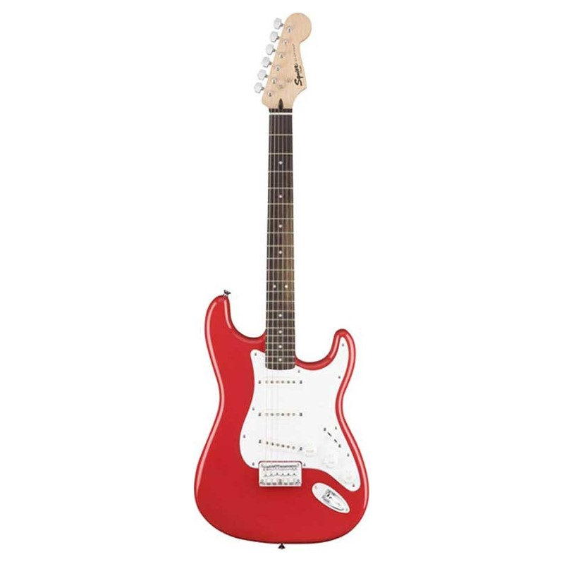 Squier Stratocaster Bullet HT Fiesta Red