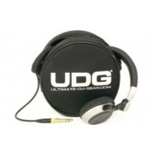 Udg U8200Bl Headphone Bag Negro