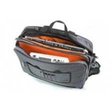 "Udg U9490Bl Courier Bag Deluxe 17"" Negro /Naranja"