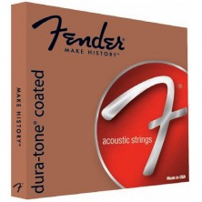 Fender Dura-Tone Coated Acoustic 880L 12-52
