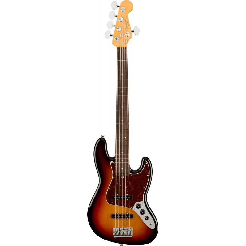 Fender AM Pro II Jazz Bass V RW 3TSB