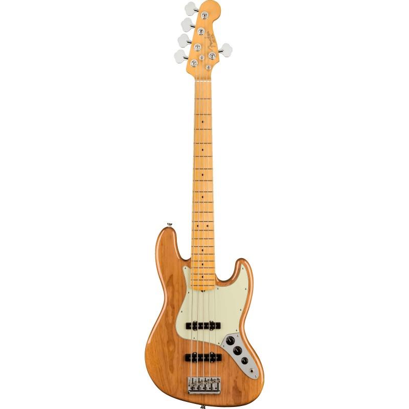 Fender AM Pro II Jazz Bass V MN RST PINE