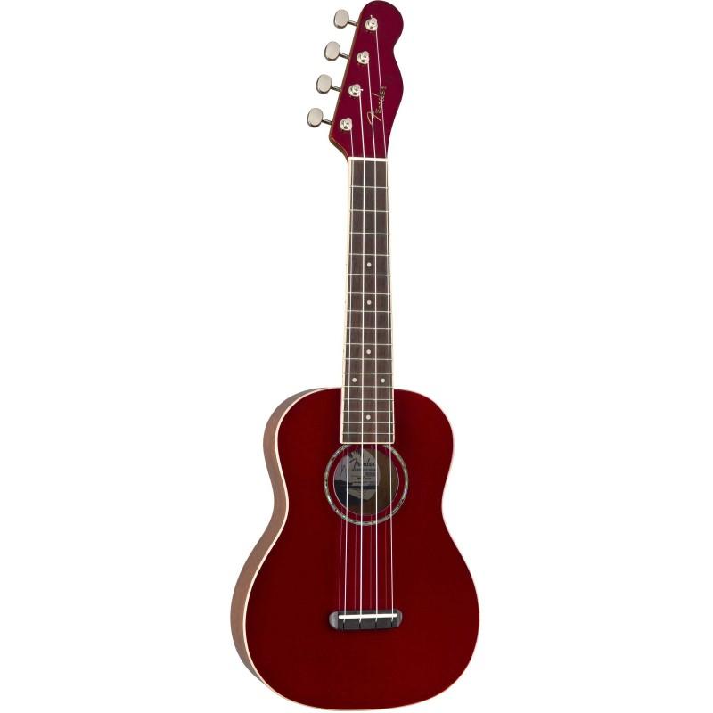 Fender Zuma Classic Candy Apple Red