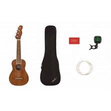 Fender Seaside Uke Pack Natural