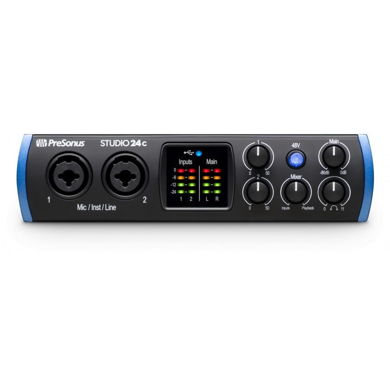Presonus Studio 24 USB-C