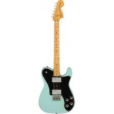 Fender Vintera Road Worn 70S Telecaster Deluxe MN DPB