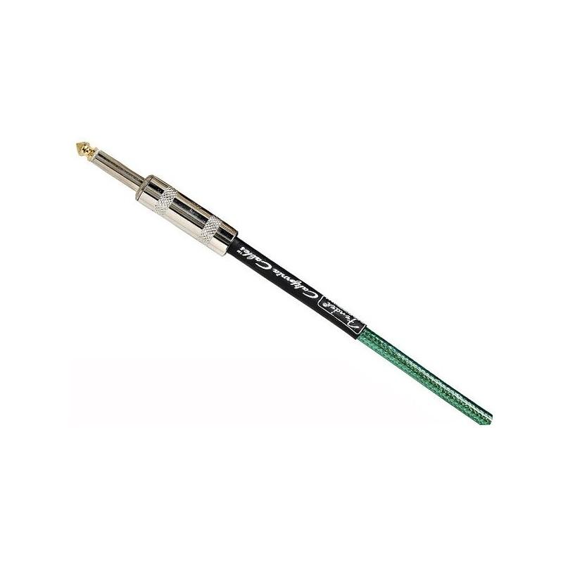 Fender Cable Jack-Jack Surf Green 18