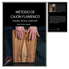 Método de Cajón Flamenco por José Carlos Losada