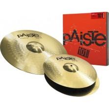 Paiste Set Platos 101 Brass Essential 13/18
