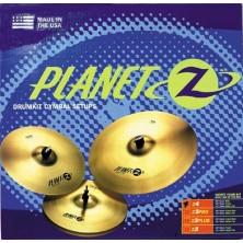 Zildjian Pplz1418 Juego Platos Zildjian Planet Z Z3