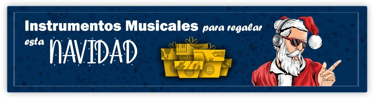 Instrumentos Musicales para regalar esta Navidad