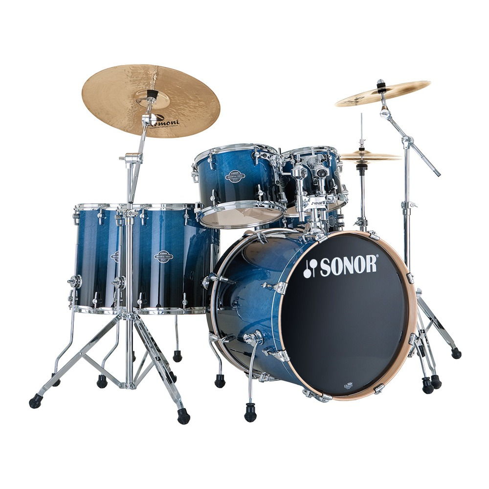 SONOR ESSENTIAL FORCE S-DRIVE BLUE FADE