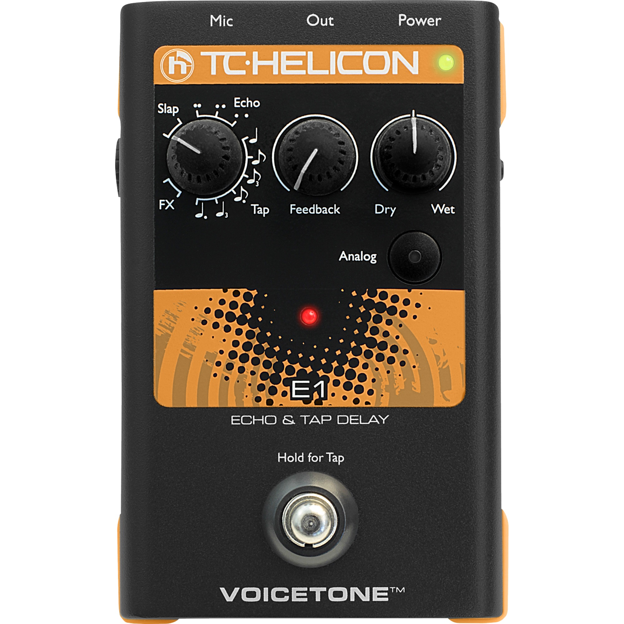 TC Helicon VoceTone E1
