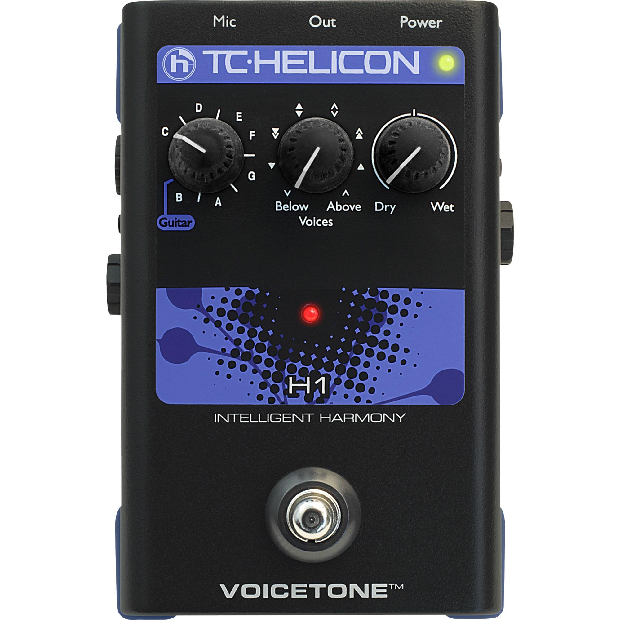 TC Helicon VoceTone H1