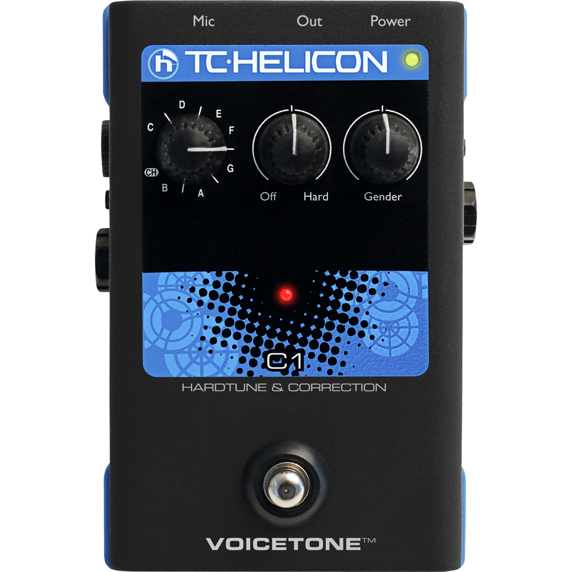 TC Helicon VoceTone C1