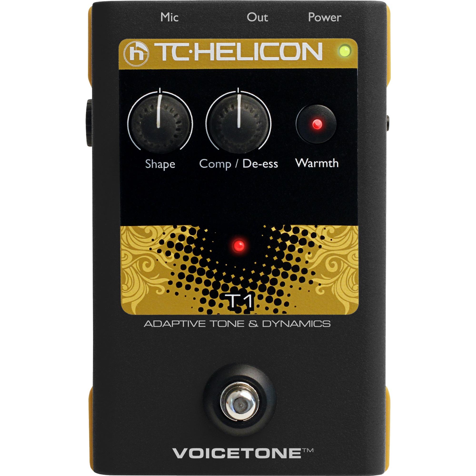 TC Helicon VoceTone T1