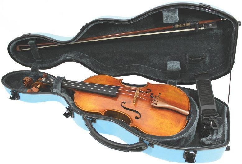 Estuche para instrumento de arco