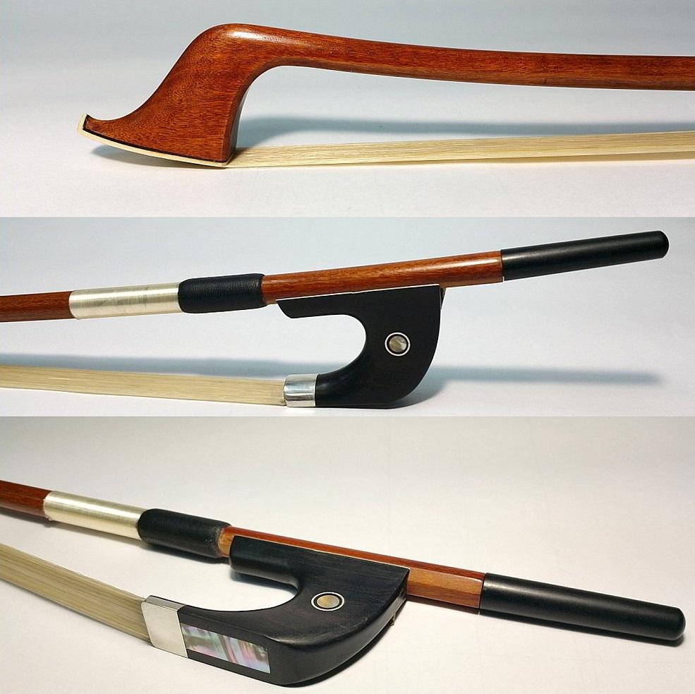 Arcos para violines, violas, violonchelos y contrabajos