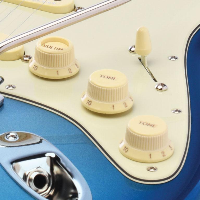 Potenciómetros de las Fender American Elite Series