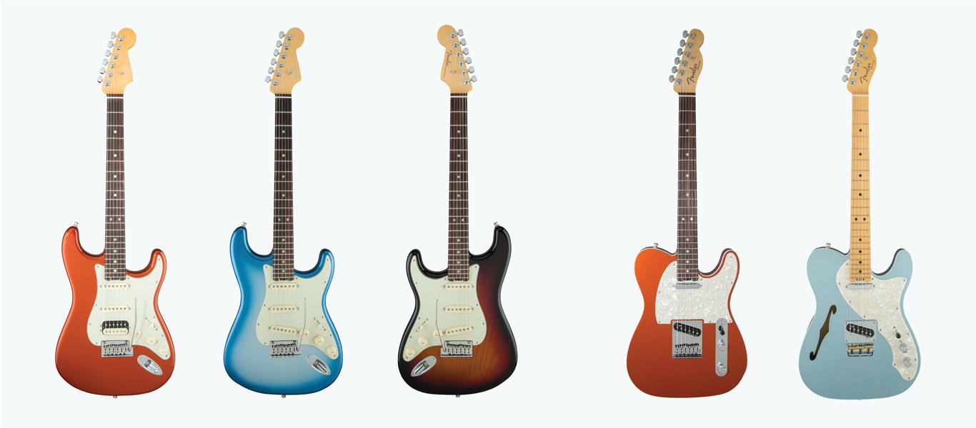 Fender 2016 American Elite Series