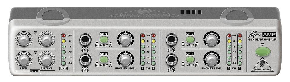 Behringer Miniamp AMP800